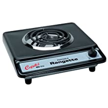 "Capitol Economy Range, Single Burner, 5.5"" Diameter"