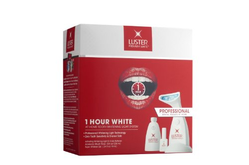 Luster Premium White Tooth Whitening System 1 Hour White At Home (6)