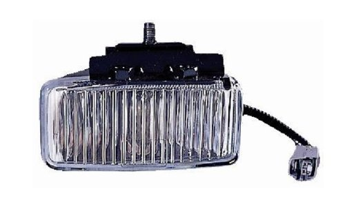 Jeep Cherokee Replacement Fog Light Assembly - 1-Pair (Fog Light Xj compare prices)