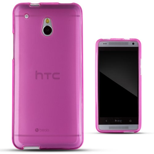 Zooky® Hot Pink Tpu Classic Case / Cover / Shell For Htc One Mini (M4)