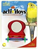JW Pet Company Insight Mirror Feeder Cup Bird Toy