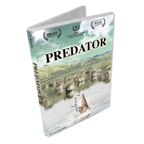 Predator [DVD] (2013) Gin-Clear Media