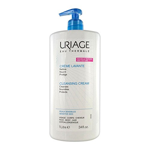 Uriage Crema detergente 1L