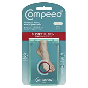 Compeed Blister Relief Pack plasters - Small