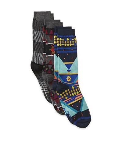 Ozone Men's Assorted Socks - 3 Pack