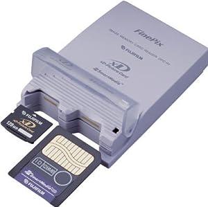 Amazon.com: Fujifilm USB xD Picture Card Reader: Electronics