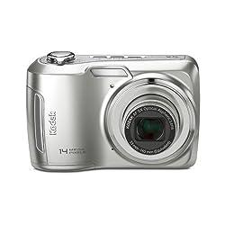 Kodak 8770414 Easyshare C195 Digital Camera,(Silver)