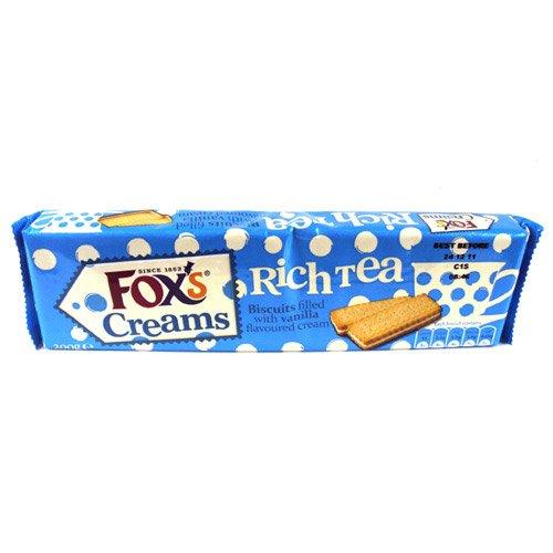 Fox'S Creams Rich Tea 200G
