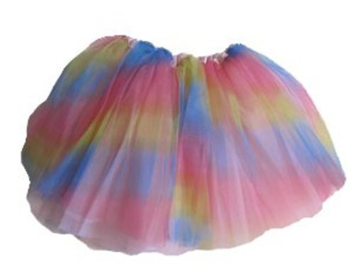 Pastel Ballet Dress-Up Fairy Tutu