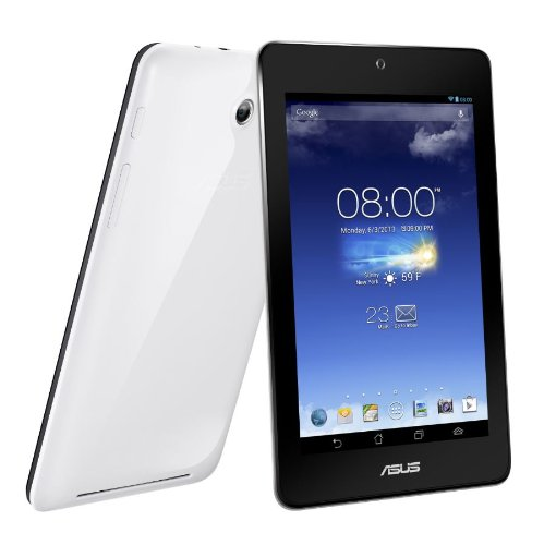 ASUS ME173シリーズ TABLET ミルキー・バニラ ( Android 4.2 / 7inch / 16G ) ME173-WH16 日本正規品