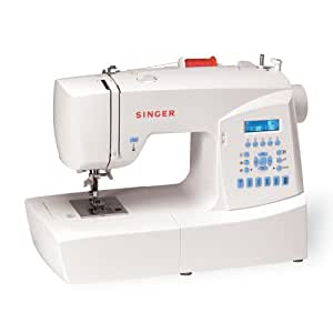 SINGER 7430.CL Electronic 144-Stitch Sewing Machine