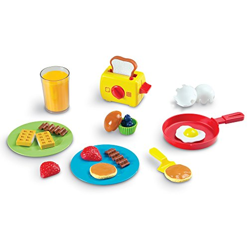 Learning Resources Pretend & Play Rise and Shine Breakfast