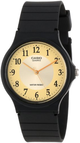 Casio Men's MQ24-9B3 Analog Watch