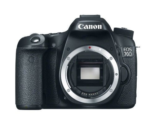 41%2BbVqWjTgL Canon EOS 70D 20.2 MP Digital SLR Camera with Dual Pixel CMOS AF  (Body Only)