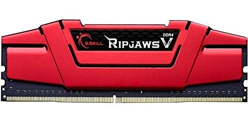 PC4 24000 G.Skill Ripjaws V Series 32GB Desktop Memory Model F4-3000C15D-32GVR 2 x 16GB 288-Pin DDR4 SDRAM DDR4 3000
