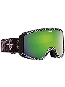 Spy Raider Ski Goggles - Bronze/Green, Large
