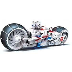 Salt Water Motorcycle Bike