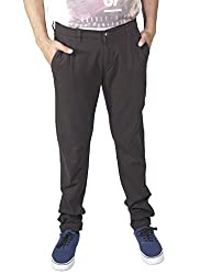 Rollister Men's Casual Pants (0094dd_Grey_34)