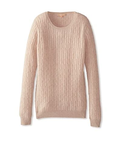Kier & J Women's Cashmere Cable Sweater
