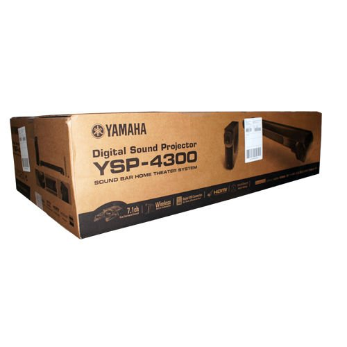 Video review yamaha digital sound projector system for Yamaha sound bar reviews