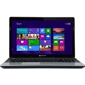 Packard Bell EasyNote TE 15.6-inch Laptop - Black/Silver (Intel Celeron B830 1.8GHz, 6GB RAM, 500GB HDD, DVDSM DL, LAN, WLAN, Webcam, Integrated Graphics, Windows 8 64-bit)