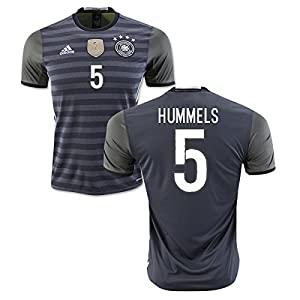 2016-2017 Germany Away Shirt (Hummels 5)