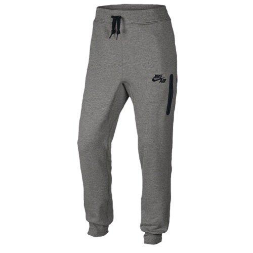 Nike -  Pantaloni  - Uomo Grigio grigio XXL