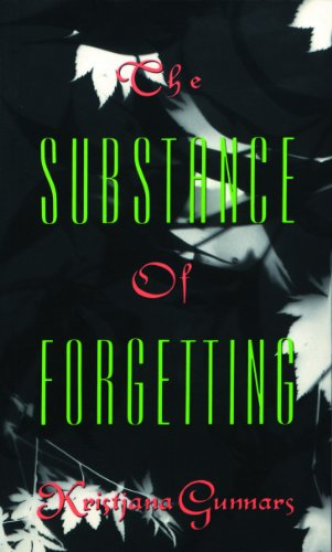 The Substance of Forgetting (Fiction)