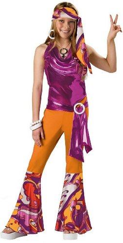 Dancing Queen Kids Costume - Large