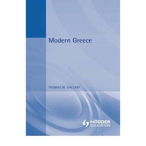 Modern Greece (Brief Histories)
