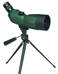 Alpen 15-45x60 w/45 deg. eye piece, wtrpf Spotting Scope
