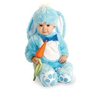 Blue Bunny Infant Costume, 6 - 12 Months