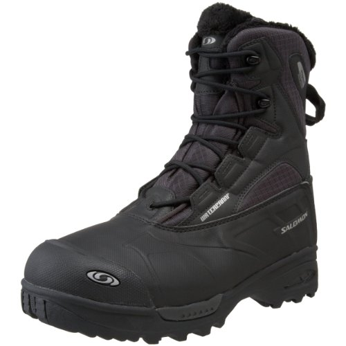 Salomon Men Toundra Mid WP Winterstiefel