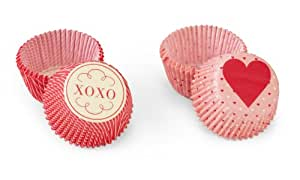Martha Stewart Crafts Heart and Love Mini Cupcake Wrappers