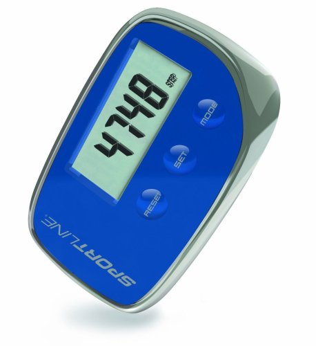 Cheap Sportline 305 X/A Pocket Pedometer (B00386E8NS)