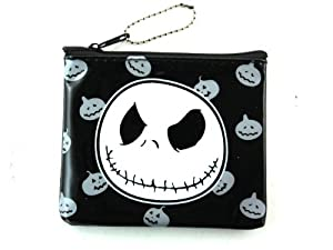 Black Jack Skellington Coin Purse - Nightmare Before Christmas Coin Purse