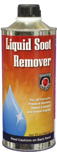 Meeco'S Red Devil 19 Liquid Soot Remover