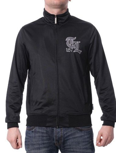Thug Life Tls12tj06_100 Straight Black Man Jackets-coats Men - L