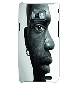 ColourCraft Illustration Back Case Cover for SAMSUNG GALAXY S2 I9100