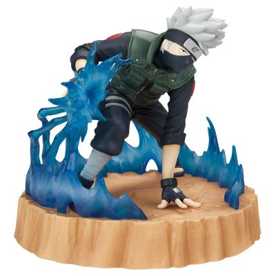 Naruto Shippuden Kakashi Figure PrizeC Ichibankuji