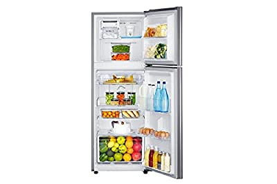Samsung RT29JDRZFSA Frost-free Double-door Refrigerator (275 Ltrs, 5 Star Rating, Metal Graphite)