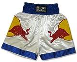 Muay Thai Short-Red Bulls-Small