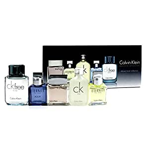 CK Mens Fragrances Miniature Set 10ml Pack of 5