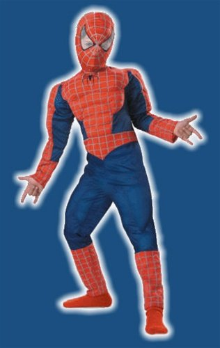 Deluxe Child Spider-Man 3 Costume