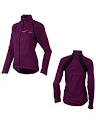 Pearl Izumi Womens Elite Barrier Convertible Road Bike Hybrid Bike Cycle Bicycle Ladies Jacket