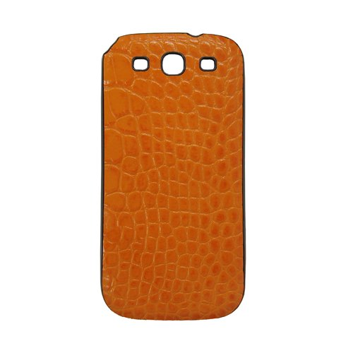 Anymode+GALAXY+SIII+SC-06D専用Fashion+Cover+Orange+MCLT144HOR