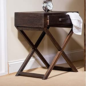 vintage side table kitchen home. Black Bedroom Furniture Sets. Home Design Ideas