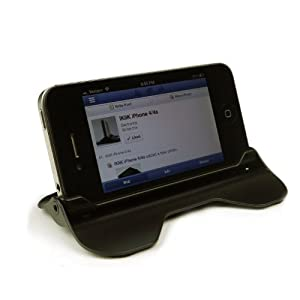 iKliK : The Functional Multi-angle Viewing Stand (for iPhone 4 and 4S)