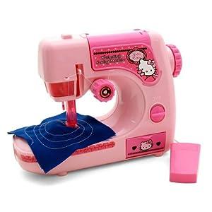 Amazon.com: Hello Kitty Chainstitch Sewing Machine: Toys