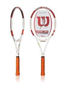 Wilson Pro Staff 90 Tennis Racquet, 4.25